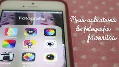 Meus aplicativos de fotografia favoritos ♡ Camila Valgas