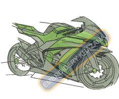 Transportation & Vehicle Embroidery Designs-Individual Designs-EmbroideryKhazana