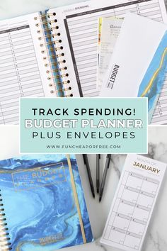 Set goals and budgets, organize your finances, build up savings, pay off debt, track spending, and prepare for the future with the hugely-popular monthly Budget Planner from finance guru Jordan Page!