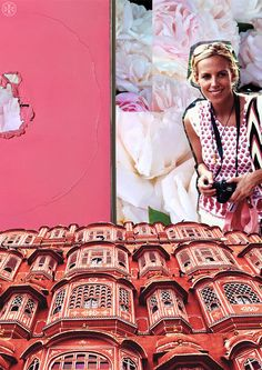 Tory Burch In Color. Chapter 5: Pink. Pre-order on toryburch.com now.