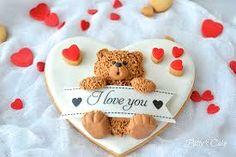 Resultado de imagen para cupcakes de san valentin de fondant