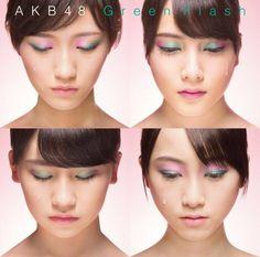AKB48 Green Flash