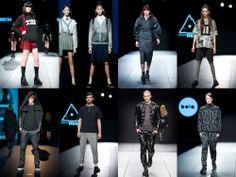 Pulsująca i magnetyczna – to już nie o czerni, to o ulicy. Street look inspiruje jak zawsze – powyciągane mundurki od MoMi-Ko, napompowany bomber Kas Kryst i bluzy i t-shirty Mixer na pewno 'wyjdą'z wybiegów na ulice. To ubrania świeże, fajne i gotowe do noszenia. Więcej http://yesismybless.com/polska-filozofia-mody/