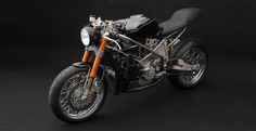 Ducati 999 VX by Venier Custom Motorcycles