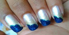 sparkly...metals..blues...golds..all in one!!