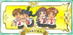 Meilin Li, Syaoran Li, Sakura Kinomoto, Tomoyo Daidouji Magic Knight Rayearth, Xxxholic, Cardcaptor Sakura, Anime Characters, Fictional Characters, Awesome Anime, Clamp, Wonderland, Cards