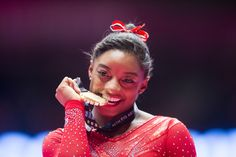 Adorable Simone Biles- Adoption Story Will Bring You To Tears So Proud of her!