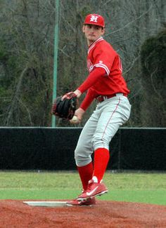 Austin Hensley struck out five and walked two as Hurricane beat Winfield on Wednesday.