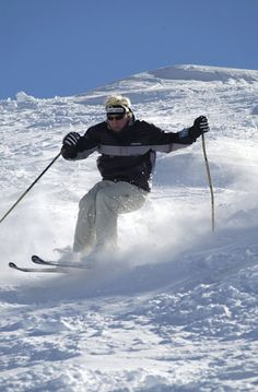 Algoma's rugged terrain carves out perfect conditions for downhill skiing and snowboarding. Find slope side acccommodations or stay and ski packages. Snowboarding, Skiing, Ski Resorts, Outdoor Adventures, Lodges, Mountain, Range, Vacation, Park