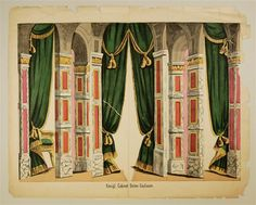 Königl. Cabinet Seiten-Coulissen. [Nr. 17a]. http://skd-online-collection.skd.museum/en/contents/artexplorer?filter[OBJEKTART]=Bilderbogen