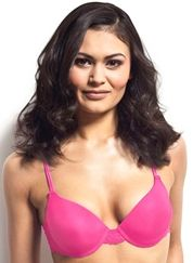 After Eden Double Gel plunge gel bra - Pink Pink Bra, Clothes, Style, Fashion, Arms, Outfits, Swag, Moda, Clothing