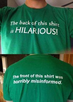 Funny: Random witty