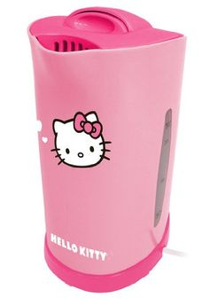 Hello Kitty Electric Water Kettle Hello Kitty,HELLO KITTY to buy just click on amazon here www.amazon.com/...