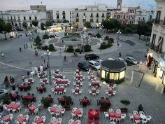 Piazza XX Settembre - Mola di Bari -Puglia ITALY