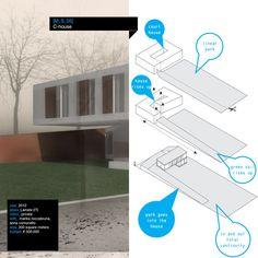 C-house - Massimiliano Giberti Architecture