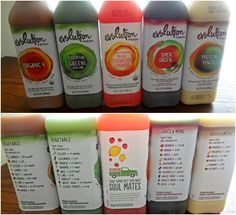 The Cooking Actress: Evolution Fresh Giveaway #3daystogreen #smoothies #juicing
