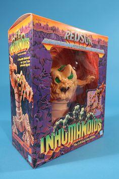Inhumanoids - Redsun