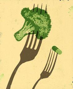 El poder de la verdura!