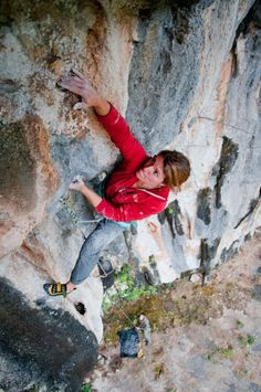529aaa95347 Dawn Glanc - Montenegro Rock Climbing Adventures