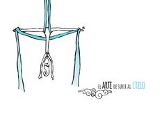 Aerial Silk by Silcita