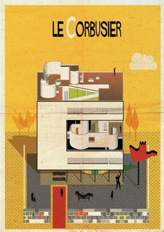 Archibet: An Illustrated Alphabet of Architecture