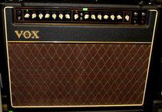 Vox Classic Plus Series AC50CP2 50W 2x12 Tube Guitar Combo Amp