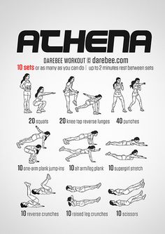 Fun Superhero Workouts