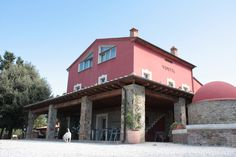 Relais Vedetta luxury b&b in the Maremma with sea views, Tuscany