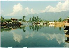 Il lago Dal