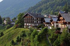 Les chalets d'alpage (France, Suisse, Allemagne, Autriche)