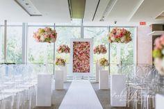 Wedding Decor Ceremonies At Royal Conservatory Of Music