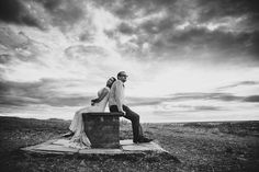 On top of the world. Emma and Pete, Aug 2016 ~ Richard Wakefield