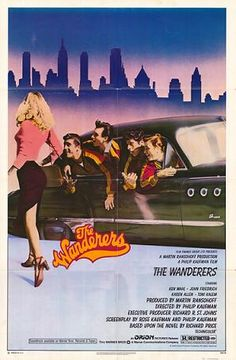 The Wanderers - Awesome sound track!  Great, great, great movie