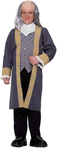 Ben Franklin Child Costume Large >>> Find out more about the great product at the image link.