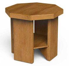 Octagonal Table Plans