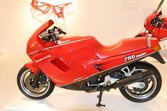 OldMotoDude: Ducati 750 Paso on display at the Ducati Museum --...
