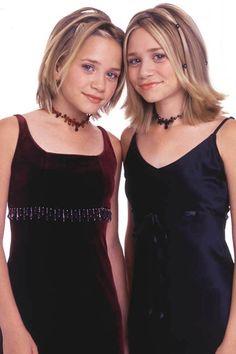 Olsen Zwillinge nackt 2000
