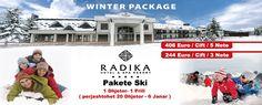 Radika Hotel & Spa Resort 5* Paketa per Ski