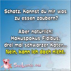 Kannst Du zaubern   http://saulustig.com