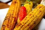 Bruce's Firecracker Corn - check out our website for this hottest recipe and other delicious recipes @ www.brucesghostpepperz.com.
