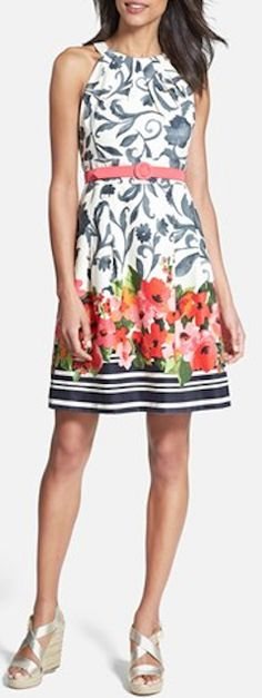 love this spring time floral dress http://rstyle.me/n/hx5fvr9te