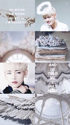 """He was an archangel. He'd been wounded far, far worse and shrugged it off."" Taekook Angels vs Devil Aesthetic Pt. 1 Like/reblog if you save"