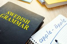 Understand and use the most crucial grammar rules in Swedish with this comprehensive guide. Reach fluency fast and effectively. Swedish Language, Spanish Language Learning, Learn A New Language, Good Grammar, Grammar Rules, Active Listening, Listening Activities, Parts Of A Sentence, Learn Swedish