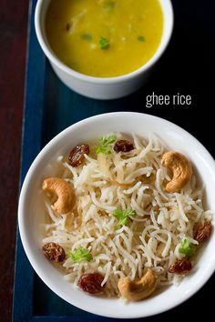 ghee rice recipe, how to make ghee rice recipe | rice recipes