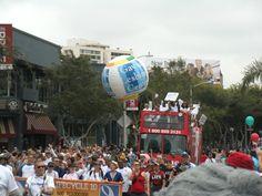 Los Angeles Pride Parade 2011