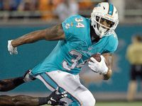 Arian Foster to start over Jay Ajayi in Dolphins opener