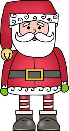 FREE- Santa clip art