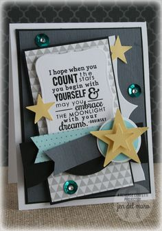 Reverse Confetti-Count Your Rainbows by genie1314 - Cards and Paper Crafts at Splitcoaststampers