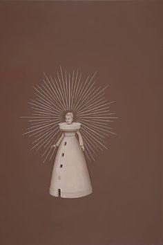 Artist: Edward del Rosario, Title: Santa Luz, 2011 - click to close window