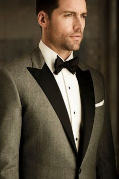 winter wedding tuxedo - Google Search